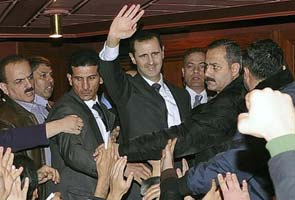 Syrian opposition says Bashar al-Assad cannot be part of deal