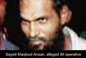 Who is the 'bomb-maker' Sayed Maqbool?