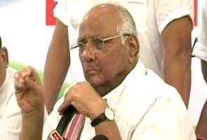 Maharashtra drought: Sharad Pawar to ask Centre for more relief funds