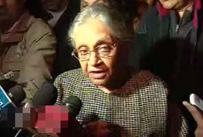 Sheila Dikshit says Arvind Kejriwal's charges are 'baseless, false'