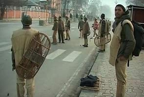 Kashmir: Day 7 of curfew, Valley on alert