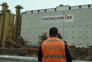 Several dead in Swiss workplace shooting: police