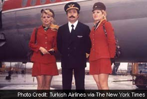 Among Turks, cultural war takes to the skies