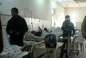 One dead, 30 injured in pile up of 20 cars on Yamuna Expressway