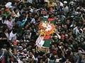 Blogger's death rekindles anti-Islamist protests in Bangladesh