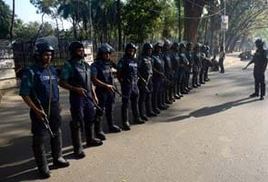 30 killed in protests in Bangladesh over Islamist's death sentence