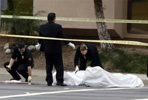 At least four dead in California shooting spree