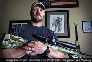 Untouchable in Iraq, sniper dies back home