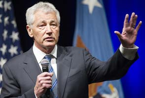 United States 'can't dictate' to the world: Pentagon's new chief Chuck Hagel