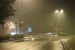 More rain and hailstorm for Delhi