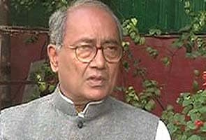 Don't politicise the issue of Afzal Guru's execution: Digvijaya Singh to NDTV