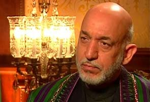 Afghan President Hamid Karzai plans to step down in 2014