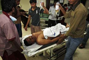 Hyderabad blasts: at hospitals, a hunt for help and information
