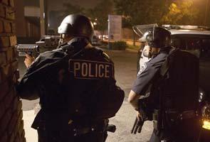 Massive manhunt on for ex-cop accused of killing three in Los Angeles