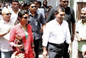 Maldives court seeks arrest of Mohamed Nasheed who remains in Indian Embassy