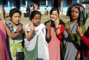 Meghalaya registers 88 per cent voting, Nagaland 83 per cent