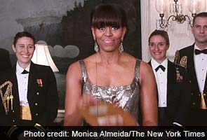 How producers got Michelle Obama for the Oscars