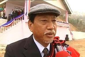 On the campaign trail with Nagaland Chief Minister Neiphiu Rio