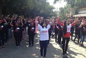 India leads day of 'One Billion Rising' for women