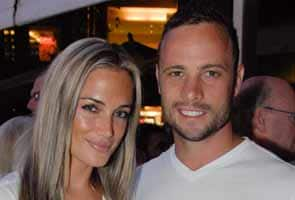 Oscar Pistorius charged with murder, sobs in court