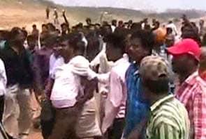 Outrage after Odisha govt officer allegedly beats up Posco protester