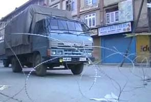 After Afzal Guru's hanging, curfew, tight security in Kashmir Valley