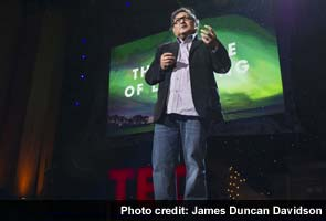 The Sole of a student: TED winner Sugata Mitra's blog
