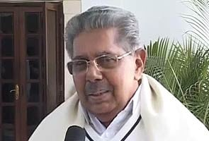 I apologised, woman reporter laughed: new controversy from minister Vayalar Ravi