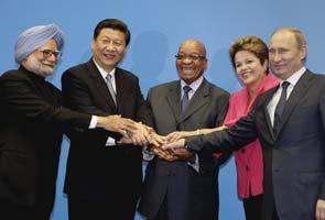 BRICS warns against militarising Syria conflict further