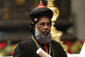 Indian cardinal is youngest in Vatican conclave
