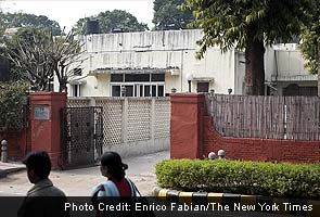 In New Delhi, even seedy real estate goes for 8 figures
