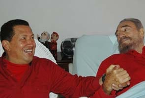 Hugo Chavez Retired Cuba Leader Fidel Castro Laments Loss Of Best Friend