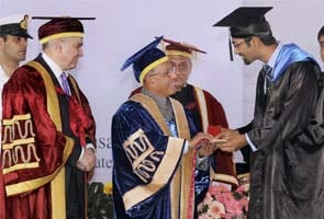 Meet the graduates of the country's youngest IIM