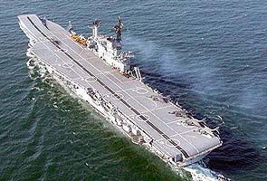 Major repairs for the INS Viraat, its replacement delayed again by Russia