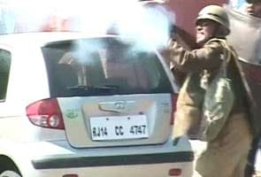 Jaipur police chief removed pending enquiry into clashes