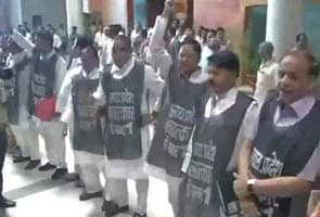 Swiss gang-rape case: chaos in Madhya Pradesh Assembly