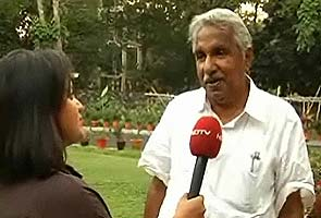 No politics or emotions with Italian marines, Oommen Chandy tells NDTV