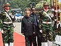 Pranab Mukherjee begins Dhaka visit amid clashes, Opposition leader Khaleda Zia cancels meeting with him