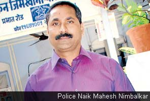 This cop has caught 100 criminals in one year