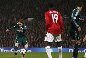 Champions League: Real Madrid eliminates Manchester United