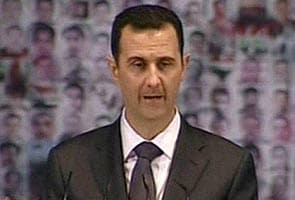 Assad says Britain wants to arm terrorists in Syria