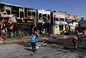 Bombs kill at least 50 on anniversary of Iraq invasion