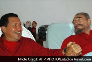 Hugo Chavez and Fidel Castro, a father-son bond until death
