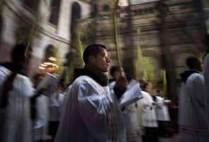Christians mark Jesus' crucifixion on Good Friday