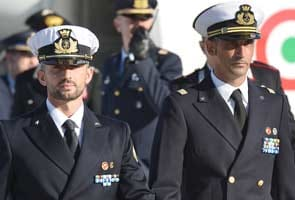 Solidarity ribbon for Italian marines removed from government website