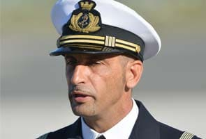 Italian Marine appeals for unity between politicians back home