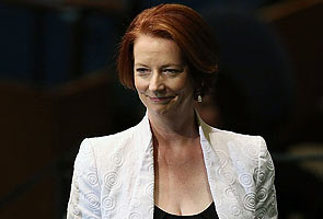 Australian Prime Minister Julia Gillard apologizes for forced adoptions