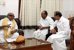 All-party meeting on Sri Lanka resolution ends inconclusively