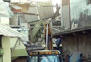 Mumbai: 5 dead in wall collapse after explosion in chemical factory
