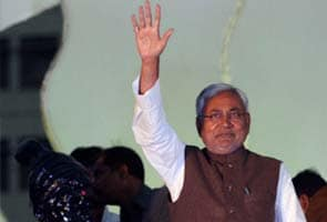 Nitish Kumar to address rally in Delhi for special status to Bihar